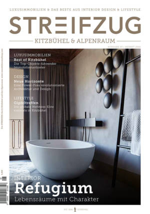 Streifzug Kitzbühel & Alpenraum Herbst 2016 Cover