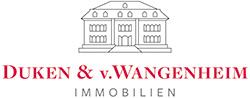 Logo Duken & v.Wangenheim Immobilien