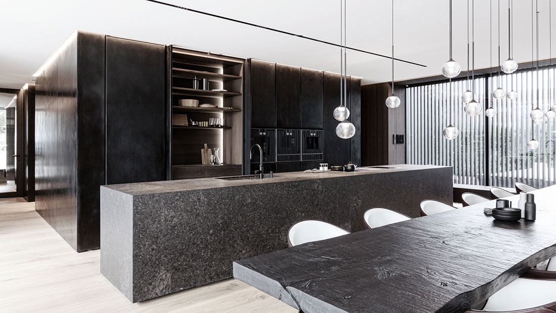 Küche von Steininger Designers