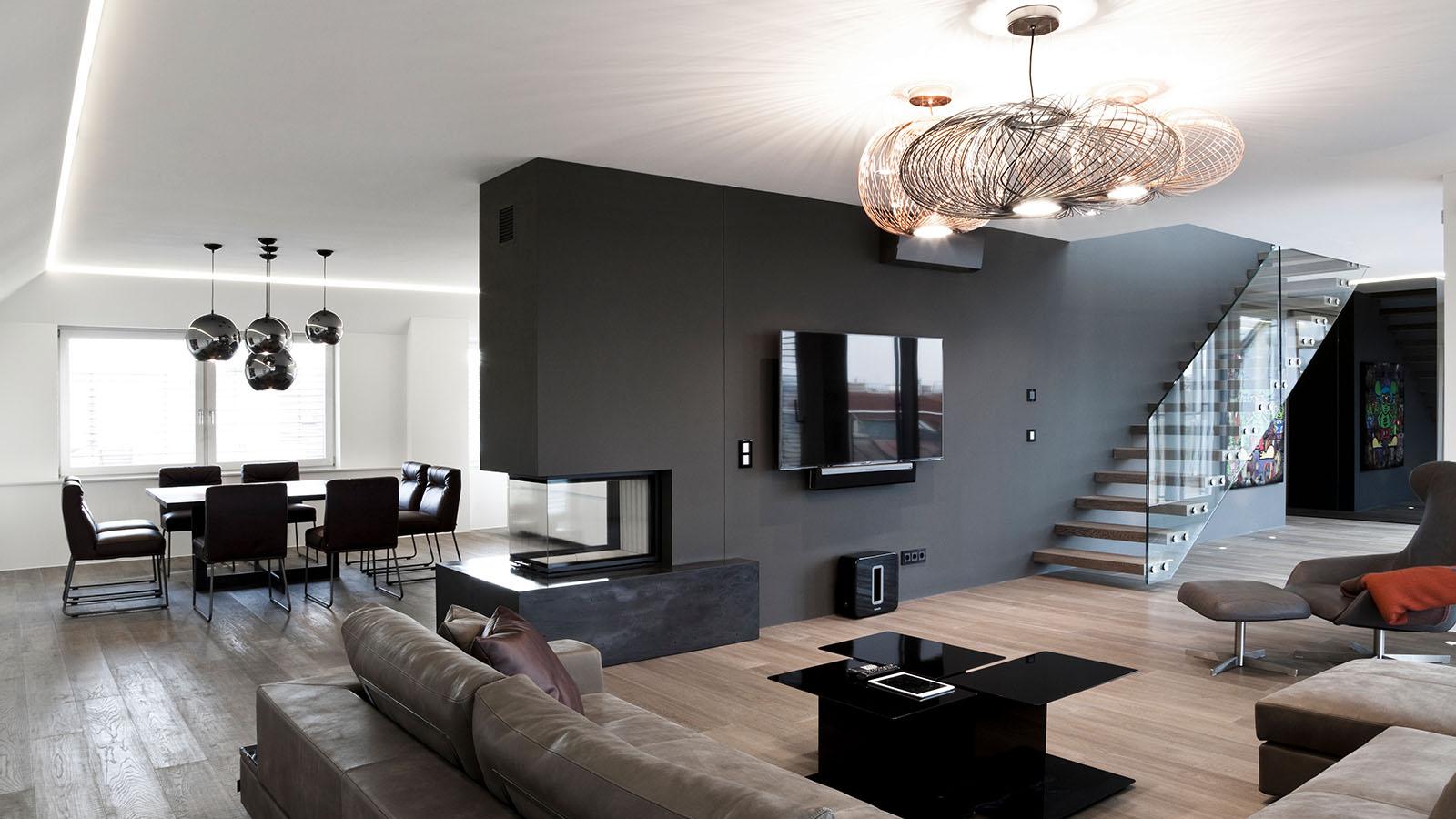 Steininger designers architektur interior design for Interior design studieren