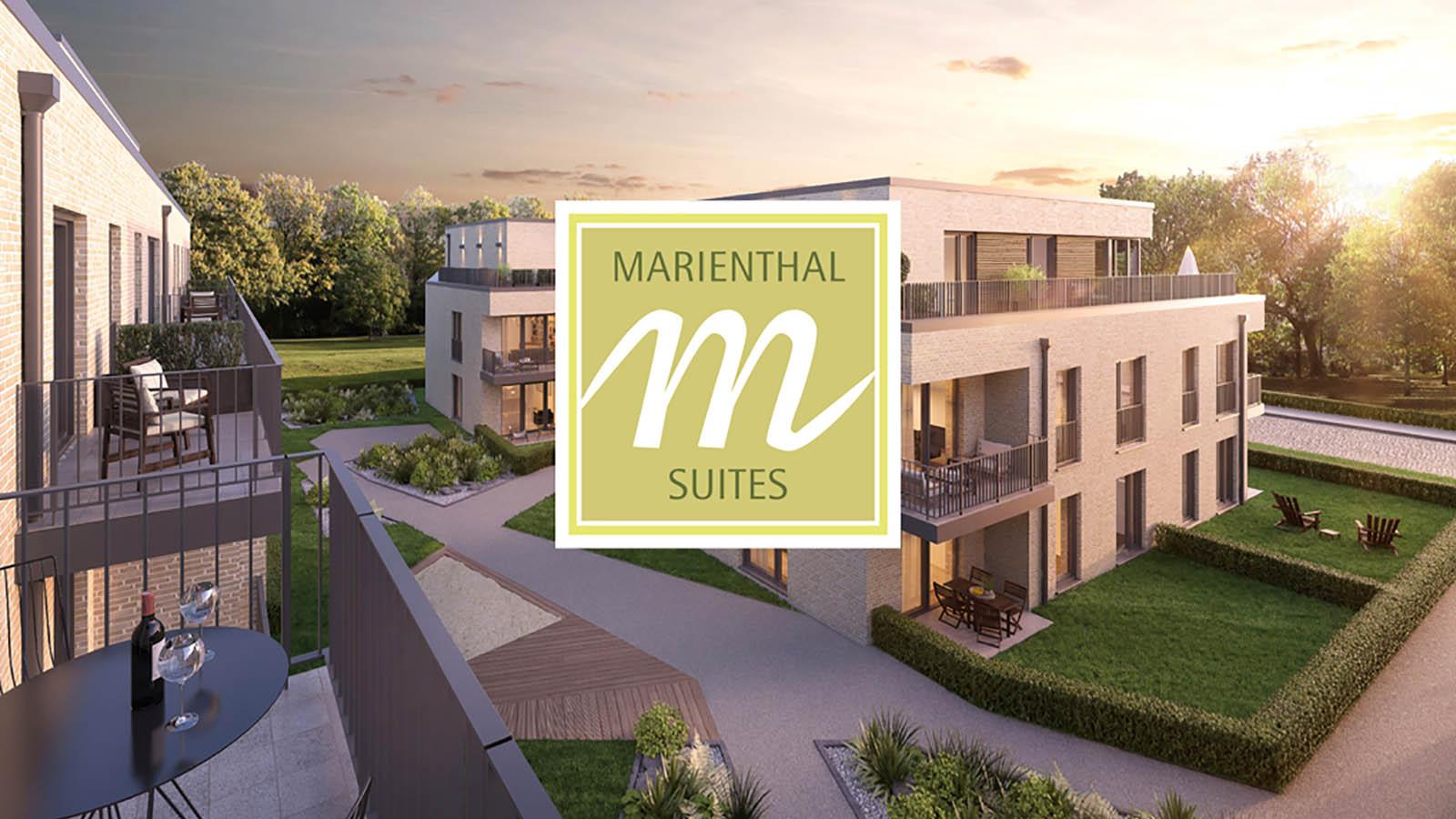 Logo Marienthal Suies - Ein Projekt von Engel & Völkers Alstertal