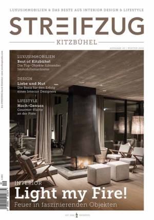 Streifzug Magazin Kitzbühel Winter 2016 Cover