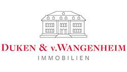 Duken Wangenheim Immobilien Logo