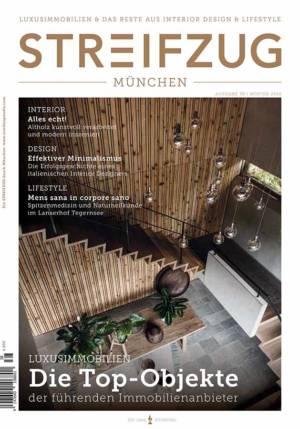 Streifzug Magazin München Winter 2016 Cover