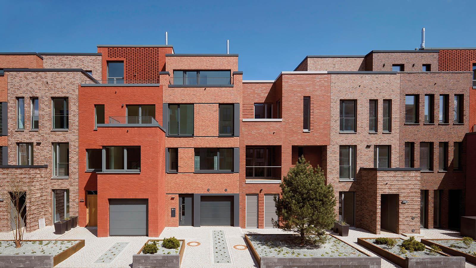hamburg uhlenhorst uptownhouses urbanes wohnen der. Black Bedroom Furniture Sets. Home Design Ideas