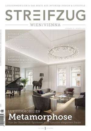 Streifzug Magazin Wien Winter 2016 Cover