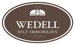 Helga & Erik Wedell Immobilien GBR Logo