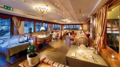 Gourmetrestaurant Hotel UnterlechnerSt.Jakob