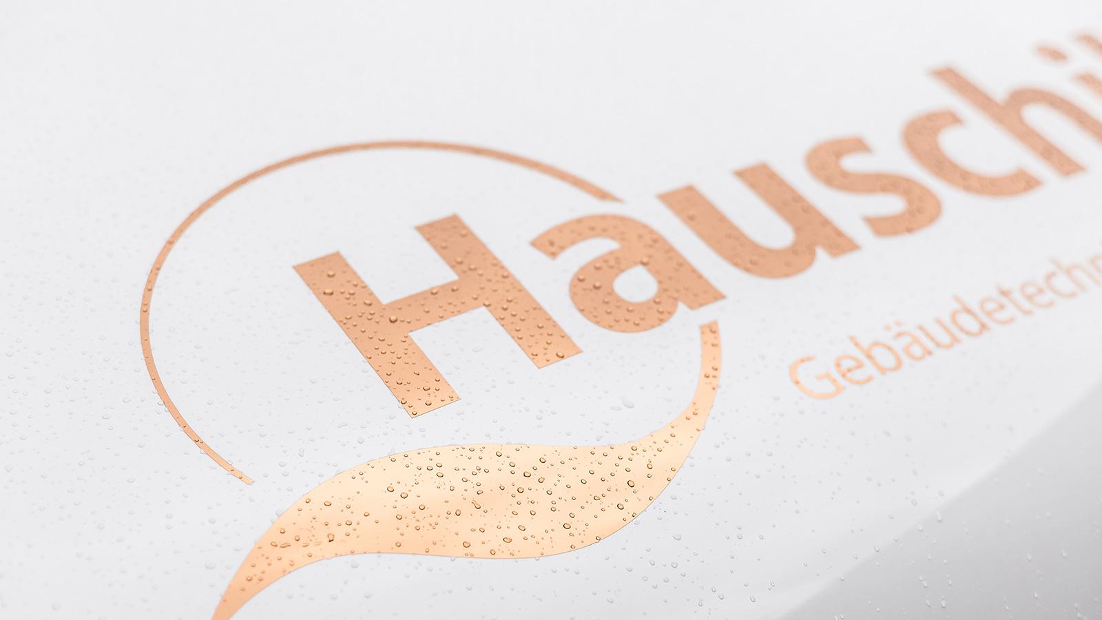 HAUSCHILD Installationen Logo