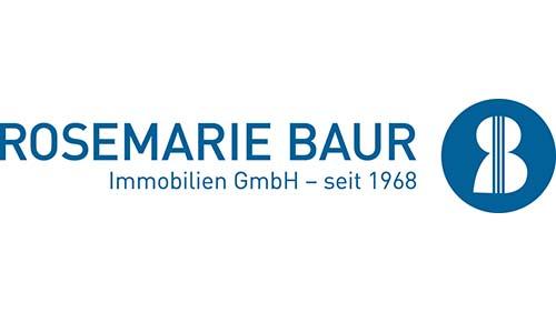 Logo Rosemarie Baur Immobilien GmbH
