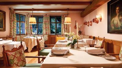 Tennerhof Gourmet & Spa de Charme Hotel – Relais & Châteaux - Kupferstube Kitzbühel