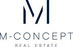 M-Concept Real Estate Logo