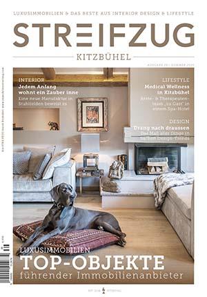 Cover Kitzbühel Sommer 2016 - Immobilien Magazin Kitzbühel