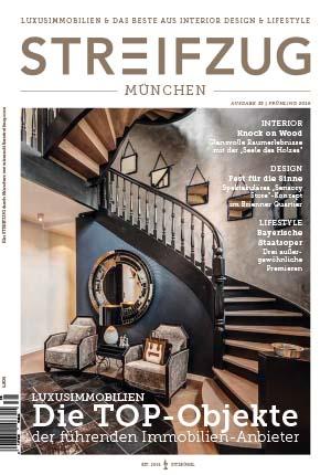 Cover München Frühling 2016
