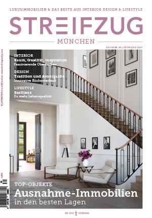Streifzug München | Ausgabe 39 | Frühling 2017