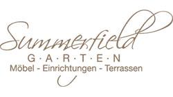 Logo Summerfield Garten Möbel Einrichtungen Terrassen