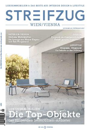 Streifzug Wien | Ausgabe 19 | Frühling 2017
