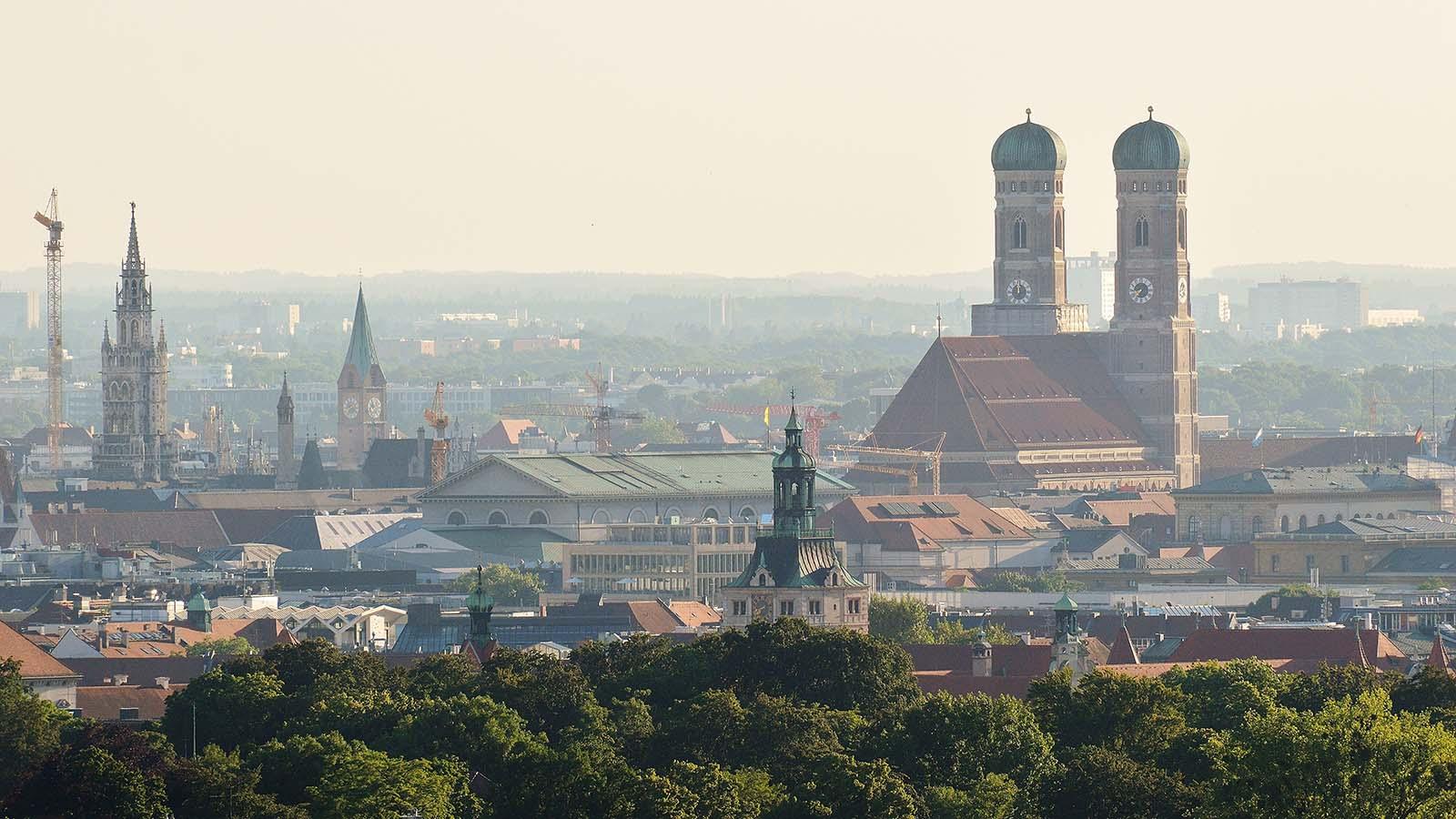 Immobilienmarkt München - Frauenkirche - Luxusimmobilien München