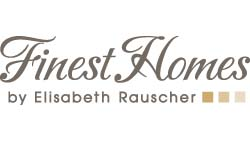Finest Homes Logo weiß