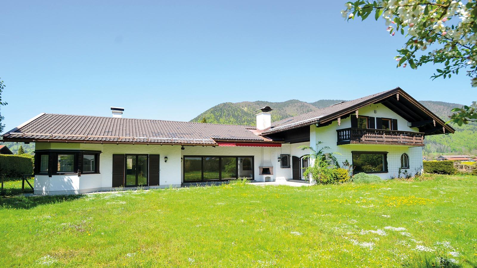 Rottach Egern Tegernsee Attraktives Landhaus In