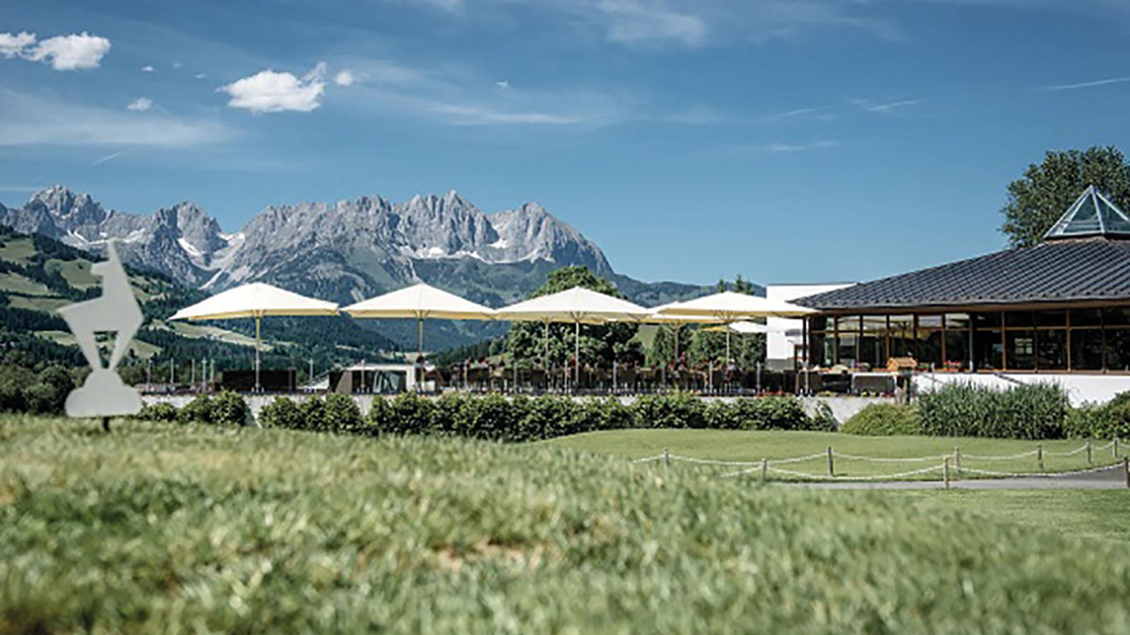 Golf-Restaurant Kitzbühel-Schwarzsee - Foto Michael Werlberger