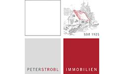 Logo Peter Strobl Immobilien KG