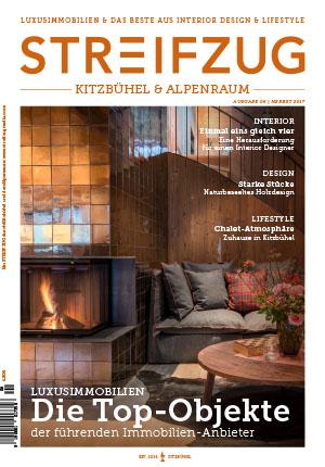 Streifzug Kitzbühel & Alpenraum | Ausgabe 06 | Herbst 2017