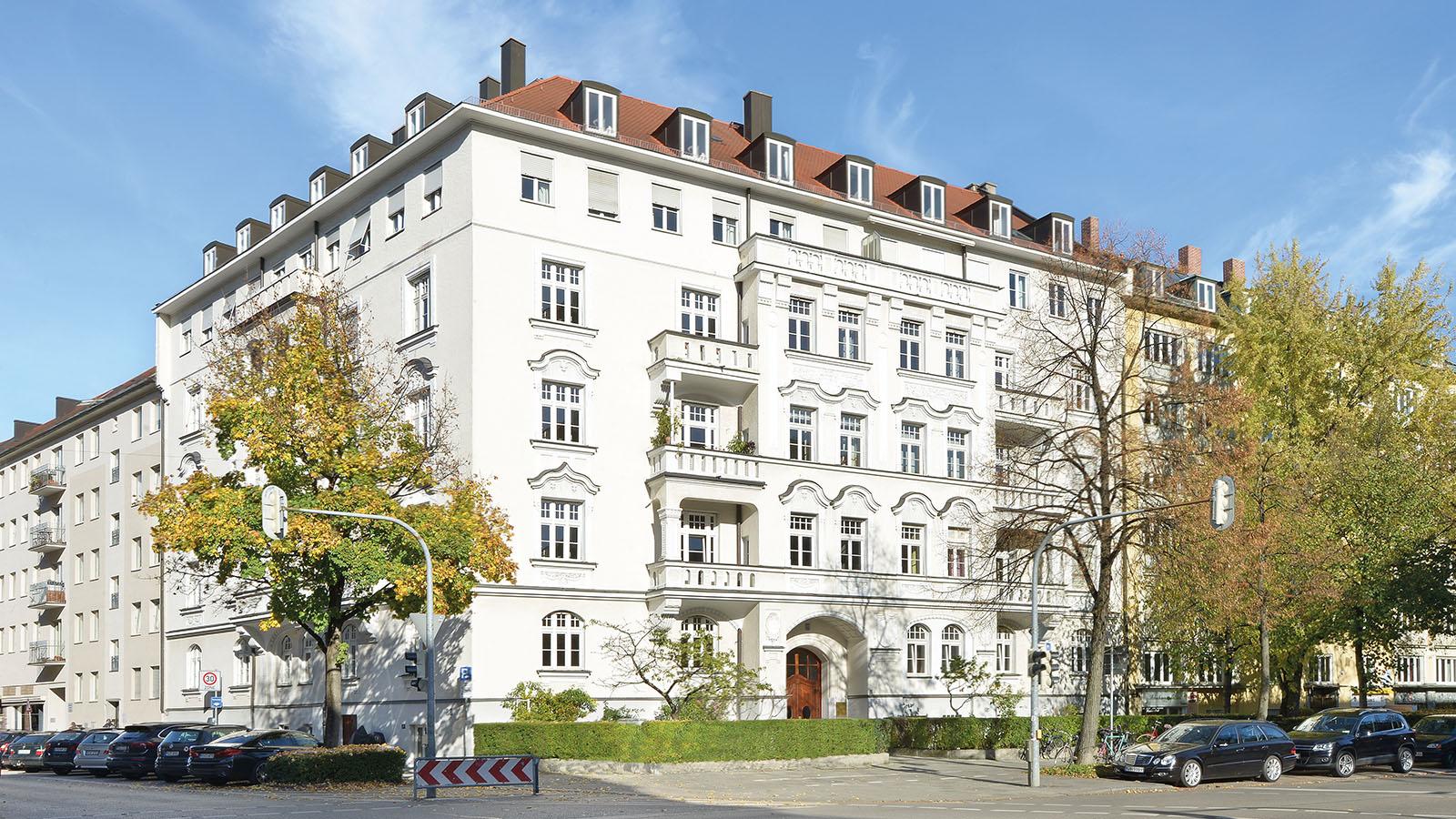 M nchen schwabing savoir vivre altbaujuwel in for Design hotel schwabing
