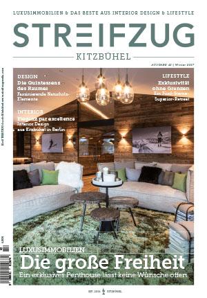 Streifzug Kitzbühel | Ausgabe 42 | Winter 2017