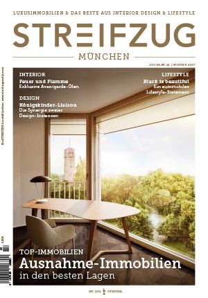 Streifzug München | Ausgabe 42 | Winter 2017