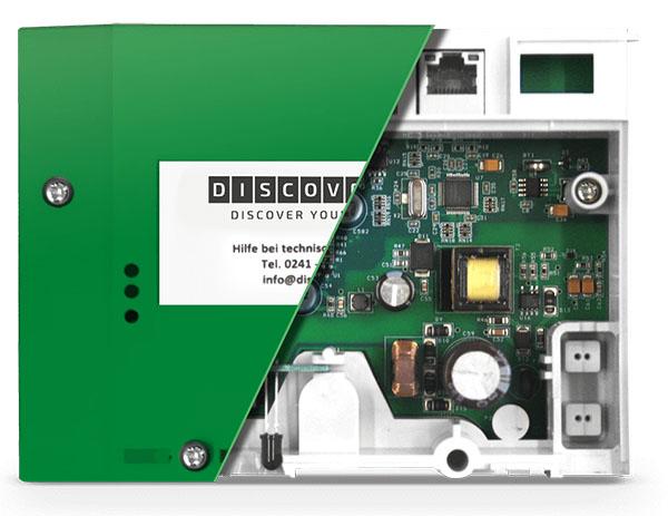 Das Smart Meter Gateway von Discovergy verbindet Home-Automation und Umweltbewusstsein