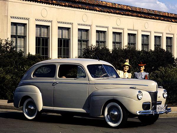 """Das """"Hanf-Auto"""" von Henry Ford aus dem Jahr 1941"""