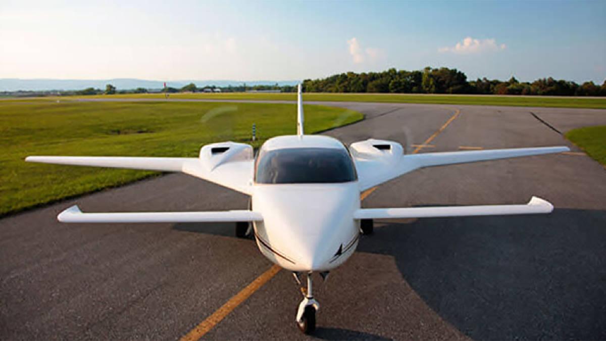 Das Hanf-Flugzeug von Hempearth ist eine der Inovationen im Bereich Nutzpflanze Hanf