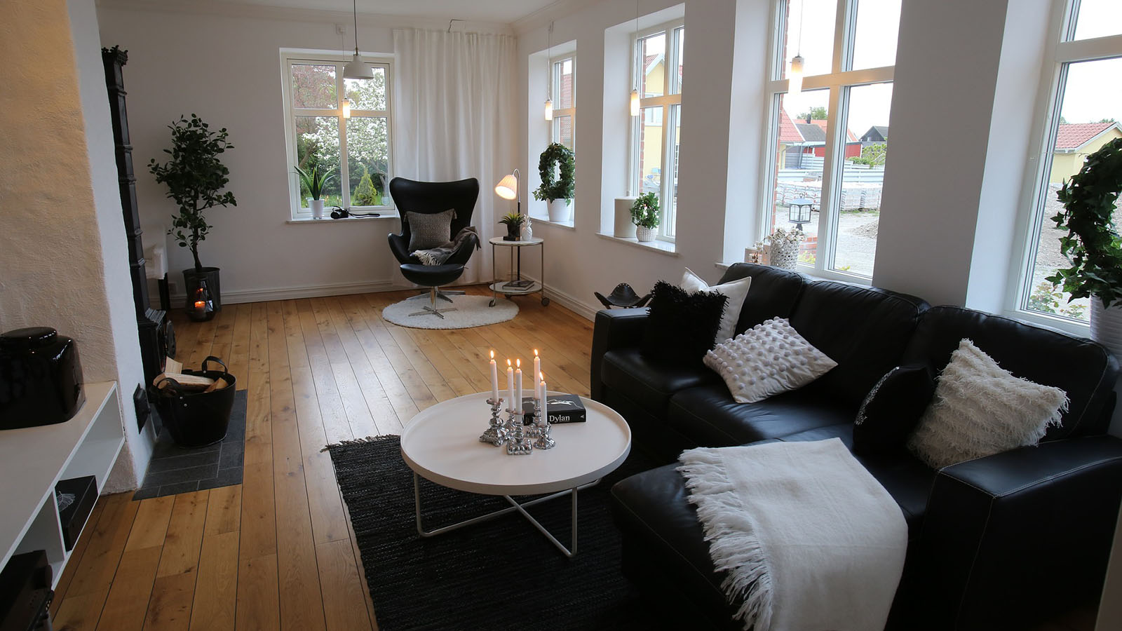 Mit skandinavischem Design zu natürlichem Purismus