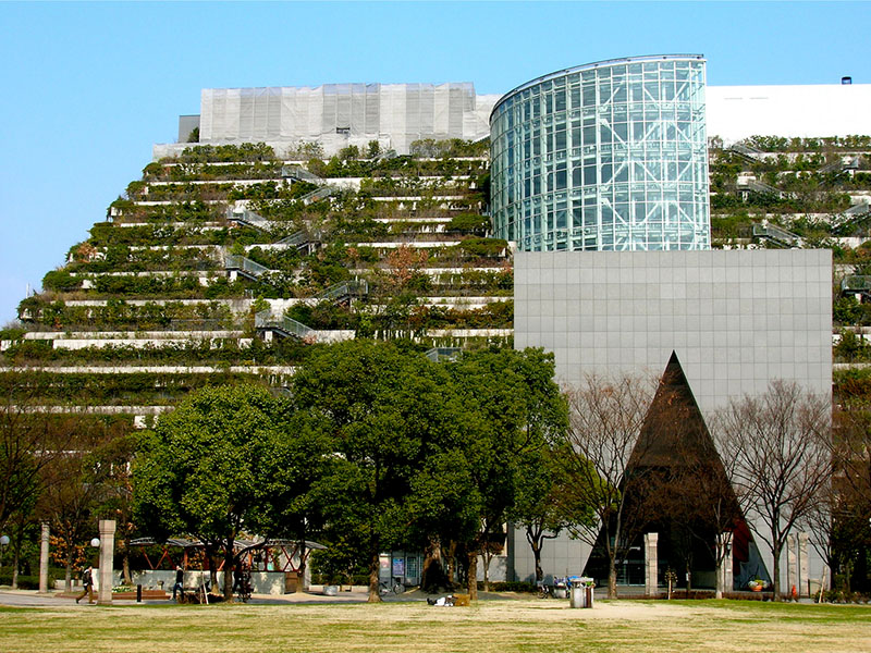 ACROS Fukuoka Prefectural International Hall, Japan