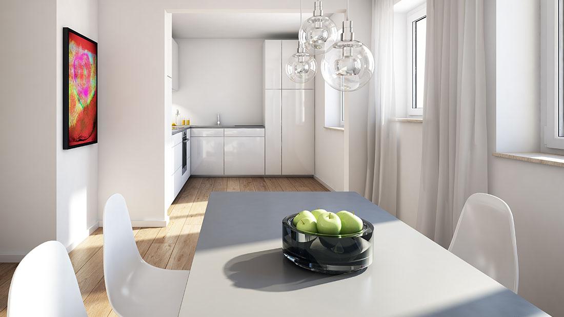 m nchen lehel 3 zimmer wohnung mit terrasse direkt am englischen garten und eisbach. Black Bedroom Furniture Sets. Home Design Ideas