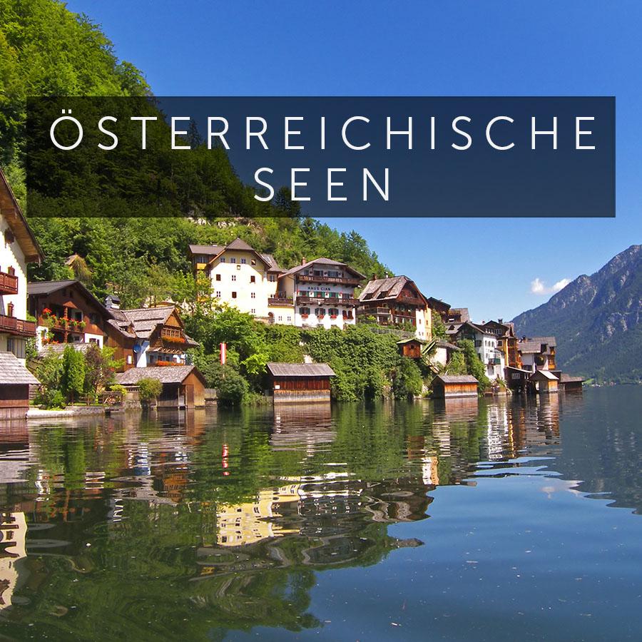 Luxusimmobilien Österreichische Seen - Bild: yiorgosgr – stock.adobe.com