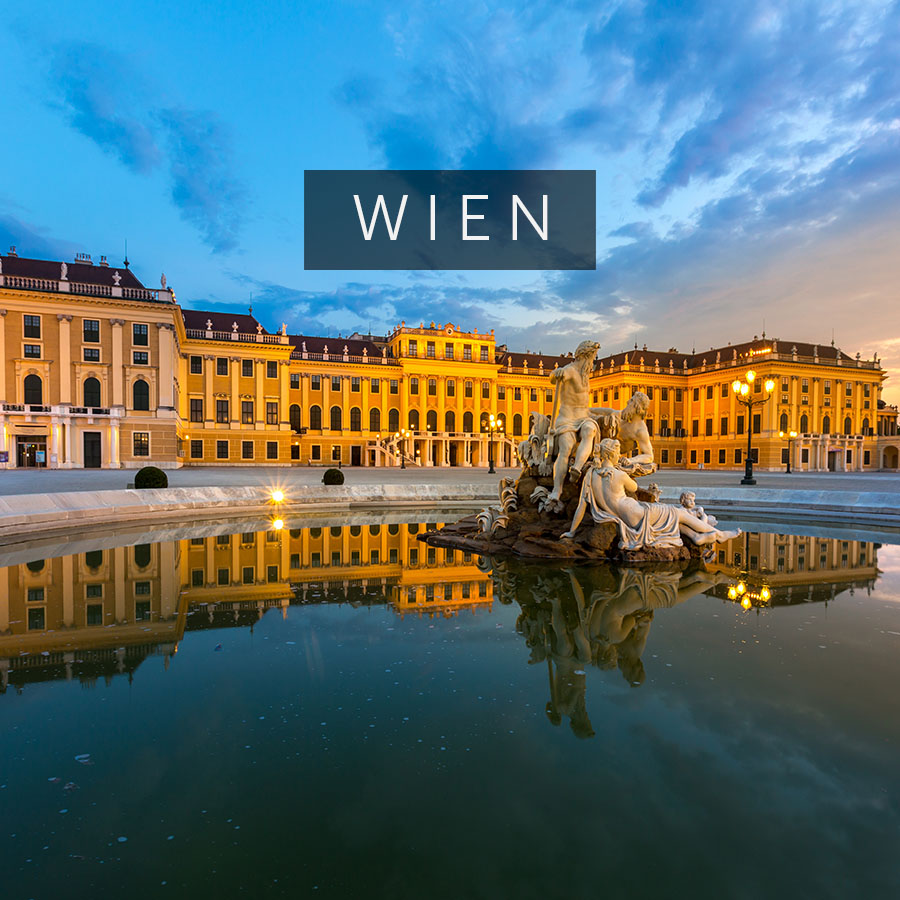 Luxusimmobilien Wien - Bild: vichie81 – stock.adobe.com