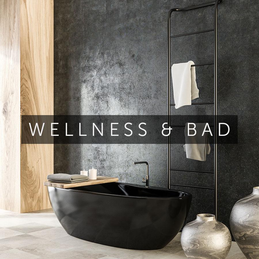 Wellness & Bad - Bild: denisismagilov – stock.adobe.com