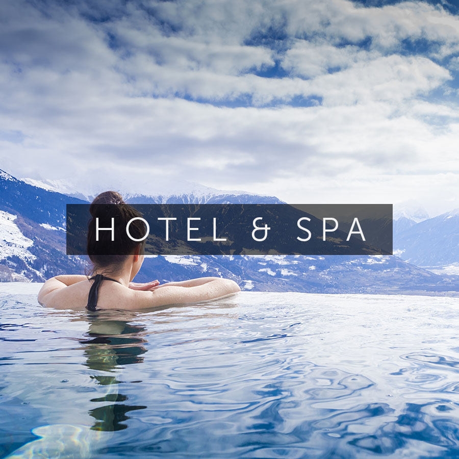Hotel & SPA - Bild: mmphoto – stock.adobe.com