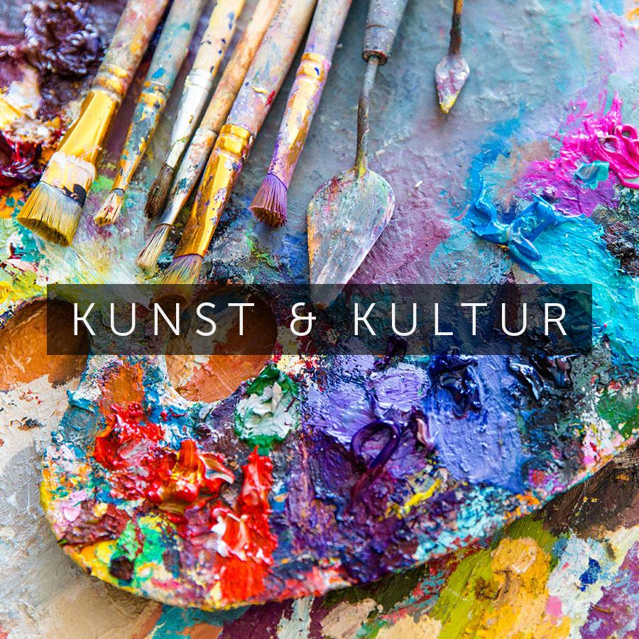 Kunst & Kultur - Bild: Drobot Dean – stock.adobe.com
