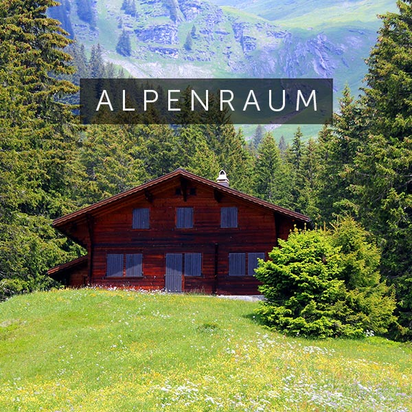 Luxusimmobilien Alpenraum - Bild: andtam1 – stock.adobe.com