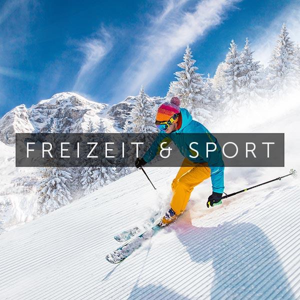 Freizeit & Sport - Bild: Lukas Gojda – stock.adobe.com