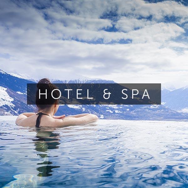 Hotel & SPA - Bild: mmphoto – stock.adobe.com