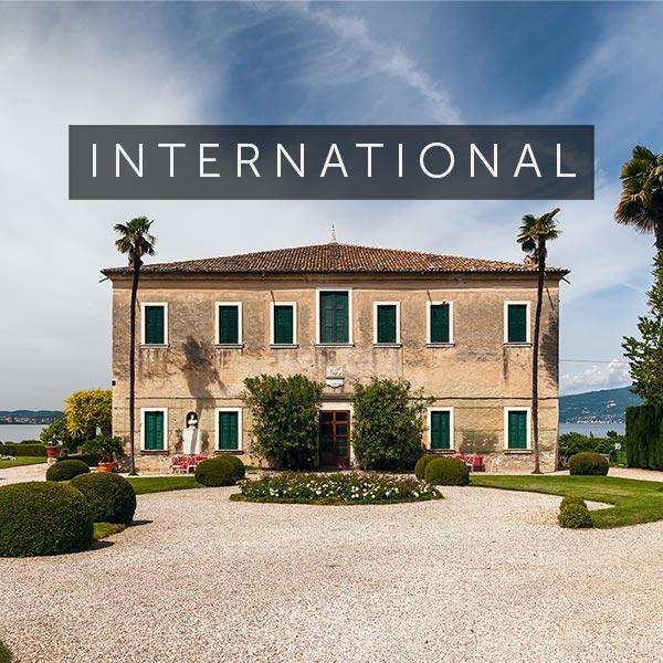 Internationale Luxusimmobilien und Traumhäuser