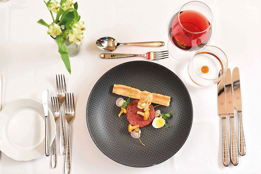 Dinner im DolceVita Resort Lindenhof