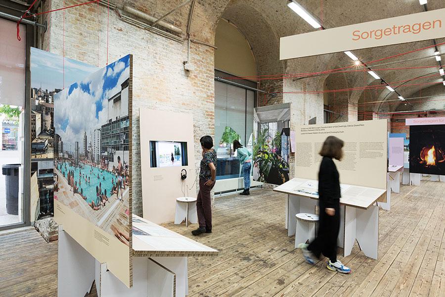 Ökologisch Bauen - Critical Care, die Ausstellung für umweltbewussete Hausbauer