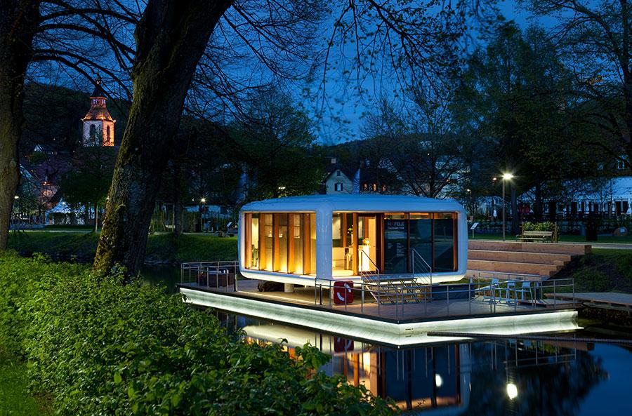Minihäuser sind der neue Trend auch in Europa.
