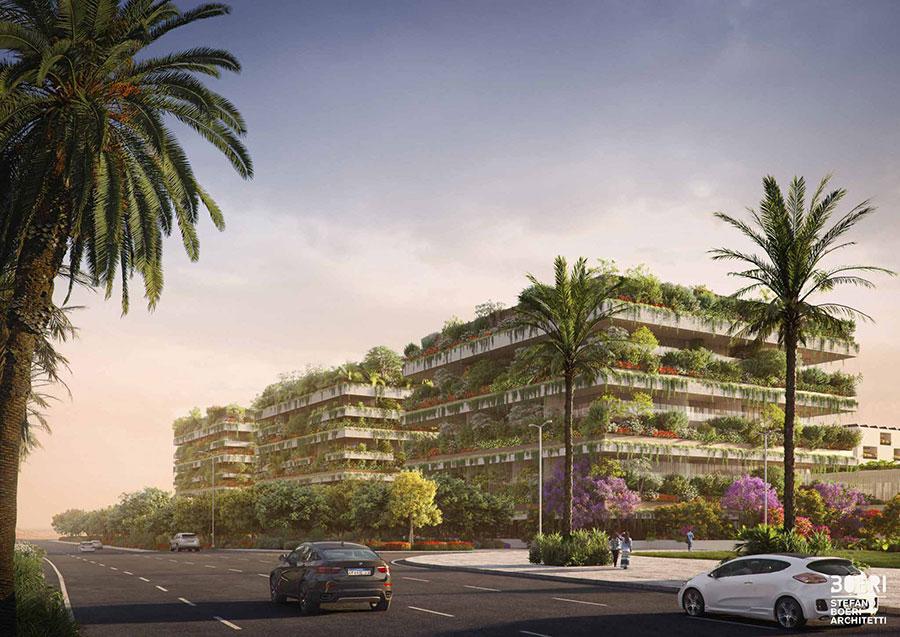 Bei Architekturkonzepten ist Urban Gardening längst angekommen.