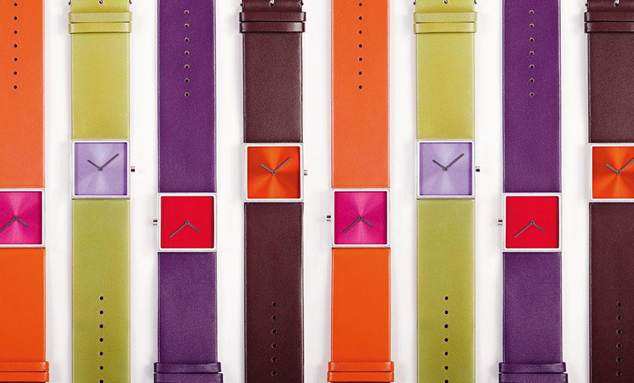 Uhren designt von Matteo Thun